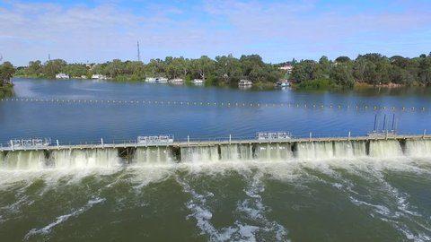 Winter works scheduled over three-week period for the Mildura Weir