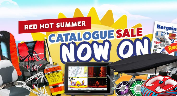 Red Hot Summer Catalogue SALE NOW ON!