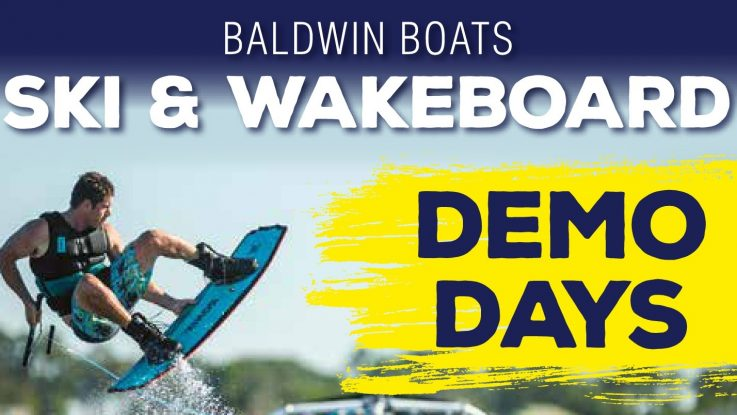 SKI AND WAKEBOARD DEMO DAYS
