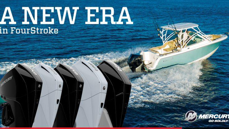 Mercury introduces Verado, FourStroke, Pro XS and SeaPro V-8 and V-6 models ranging from 175-300hp
