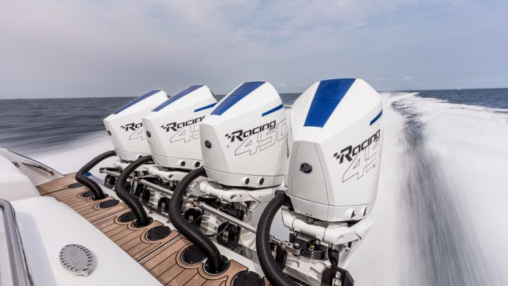 Announcing New Mercury Racing 450R Performance Outboard