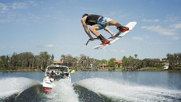 Ski & Wakeboard Demo day.